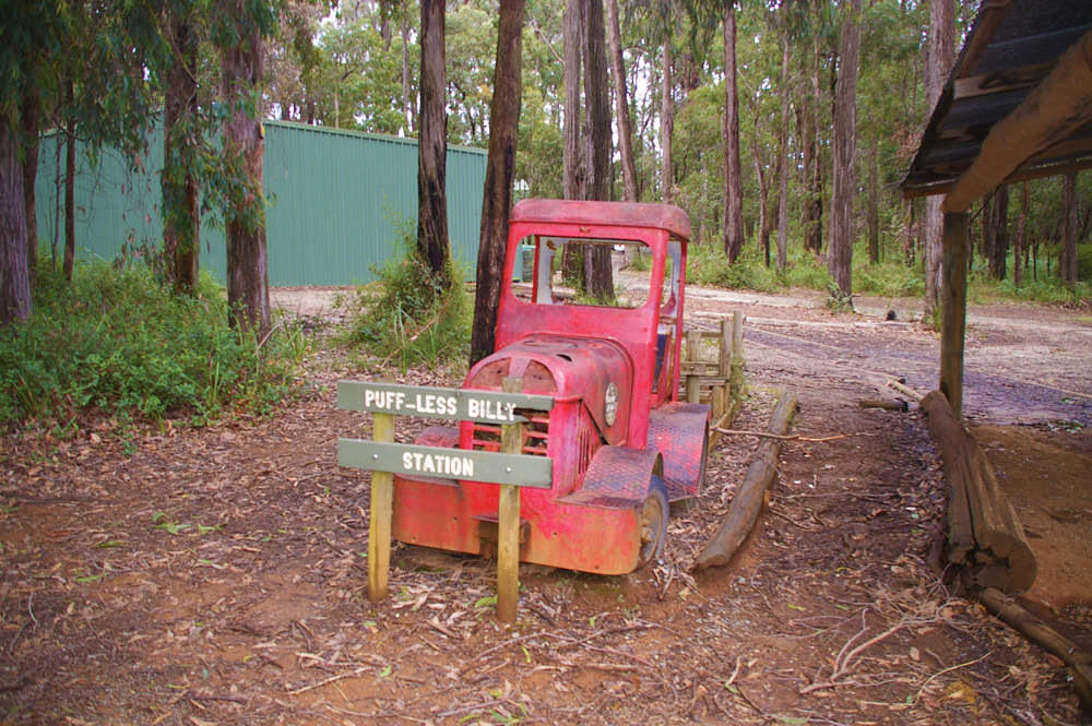 Gembrook Puffing Billy